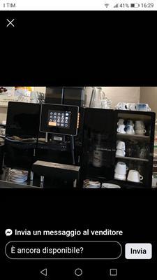 Macchina per caffè professionale
