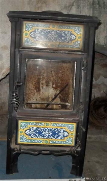 Elettrodomestici usati frigoriferi lavatrici forni e altro - Piccola stufa a legna ...