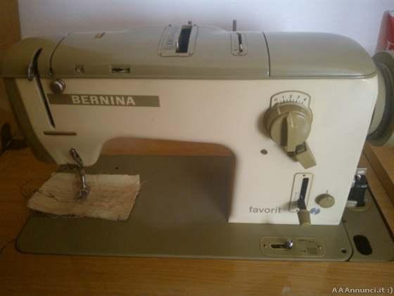 Mobili lavelli macchina da cucire bernina for Prezzi macchine da cucire