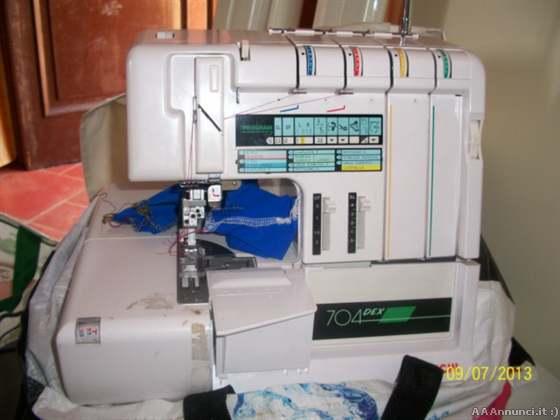 Annunci lombardia altri elettrodomestici usati for Taglia e cuci necchi