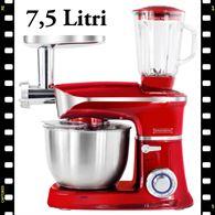 Robot da cucina 7.5 litri