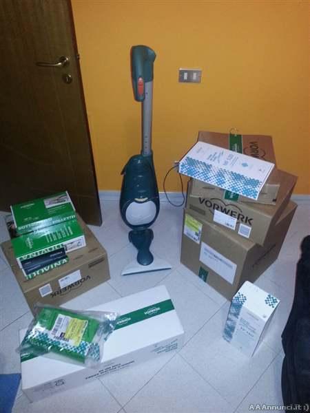 Altri elettrodomestici usati - Folletto vk 140 usato ...