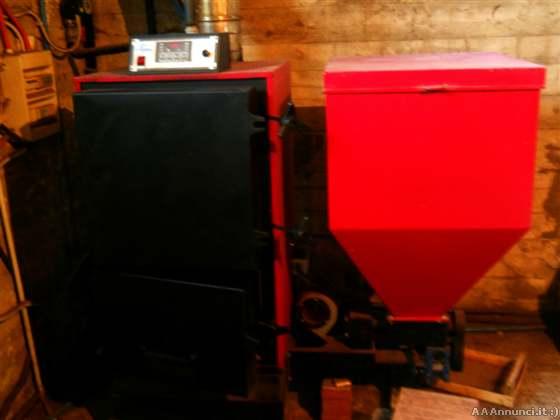 Elettrodomestici usati frigoriferi lavatrici forni e altro for Caldaia biomassa usata