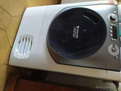 Regalo Asciugatrice hotpoint Ariston aqualtis NON funzionant