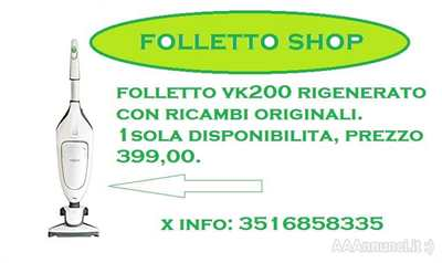 Folletto vk200