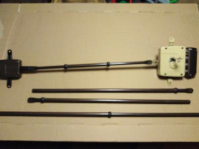 Kit completo per serratura esterna blindata per ingresso