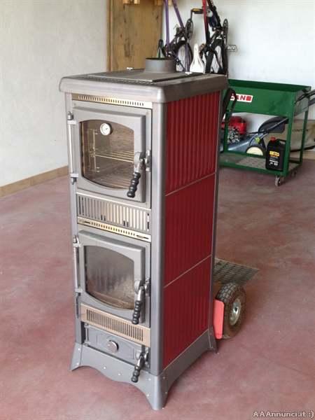 Cerco stufa a legna stufa con forno usata installazione - Stufa a legna economica usata ...